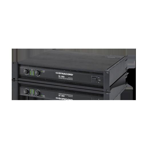 Sl 900 power amplifiers