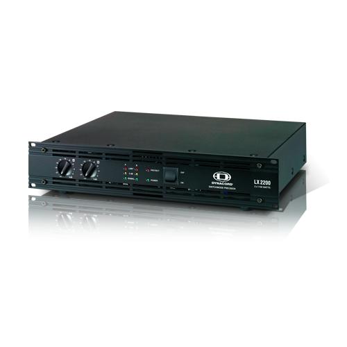 Lx series  power amplifiers