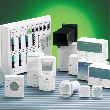 Setsquare energy saving and commercial lighting controls