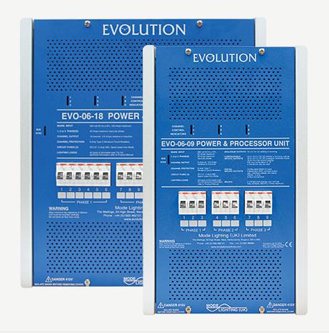 Evolution power packs