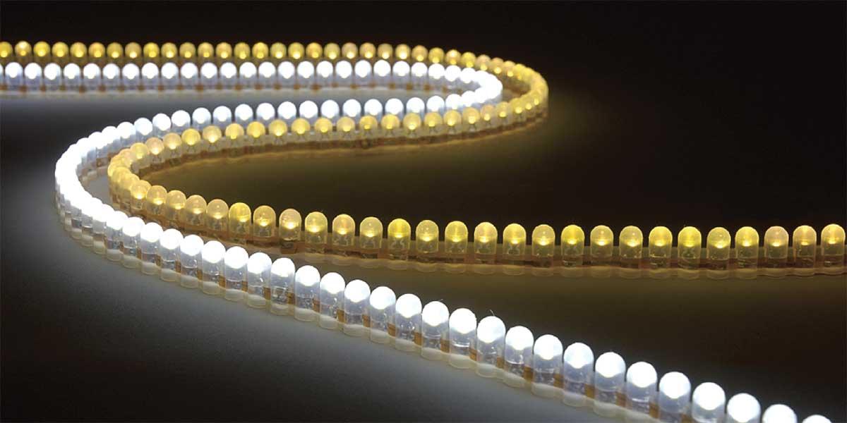 Super silicone light