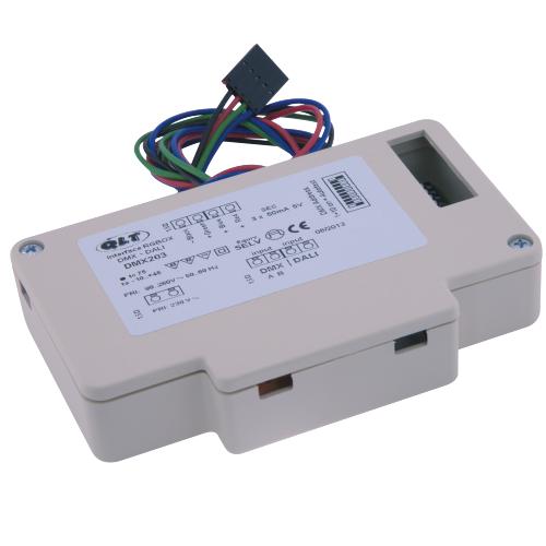 DMX203 Interface RGB LED Systems