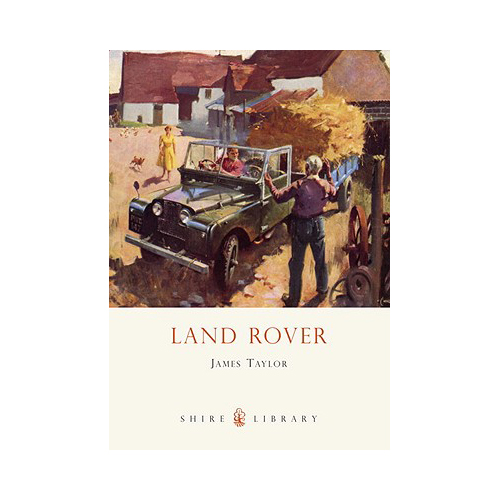 English books-land rover
