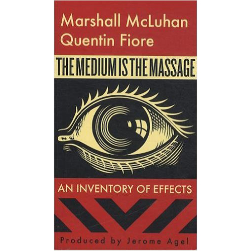 English books-the medium is the massage