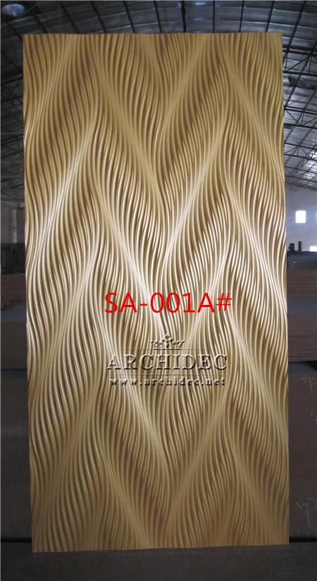 Sa-001a 3d wall panels