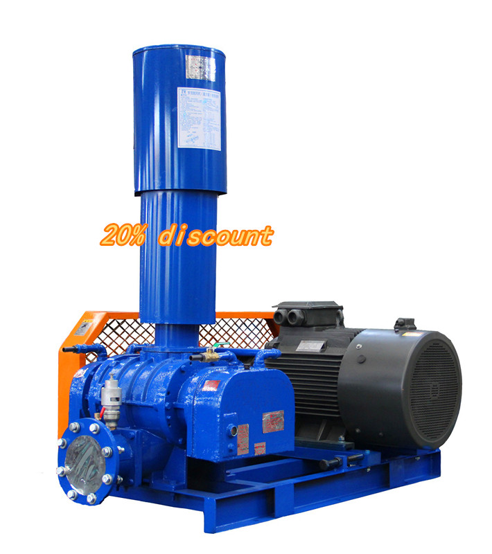 Roots blower for water treatment_2