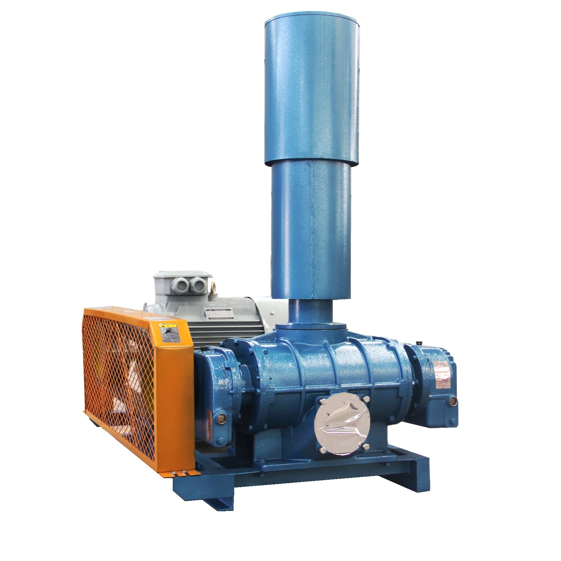 Roots blower for water treatment_3