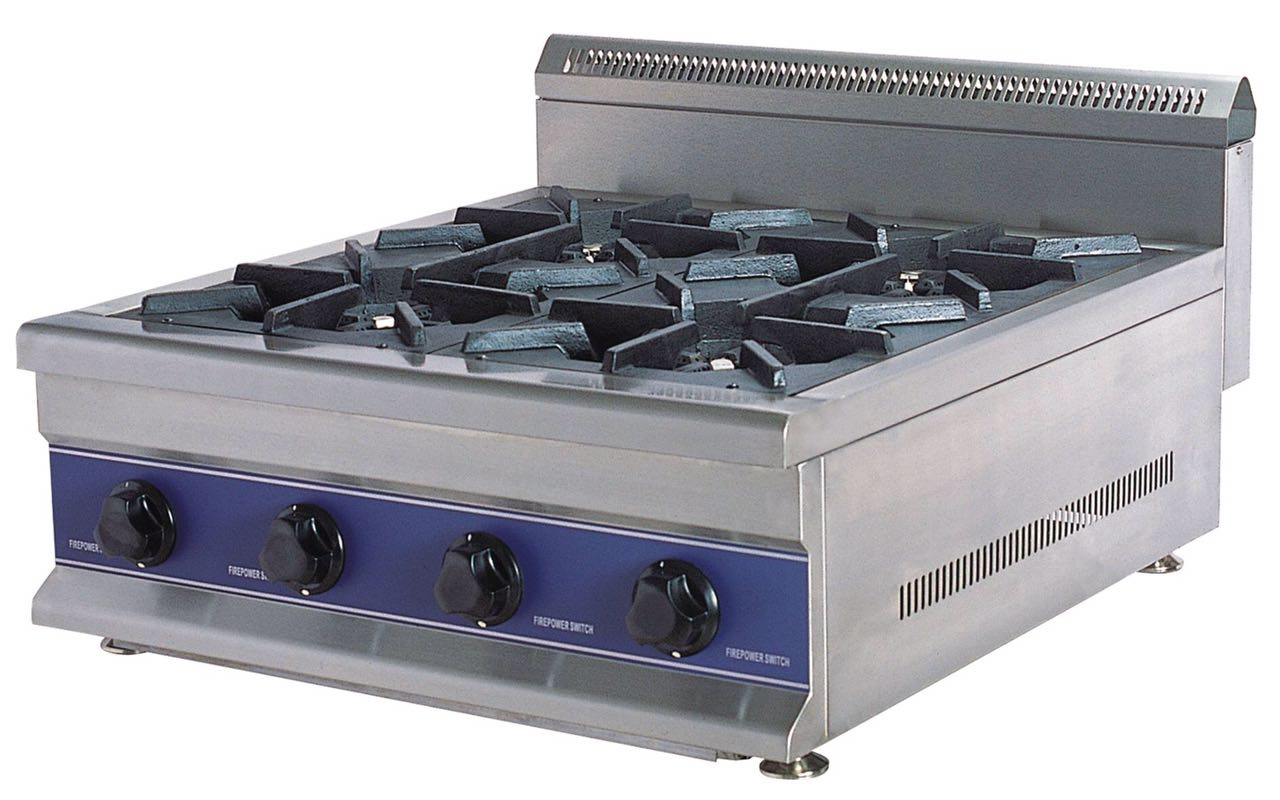 Stainless steel industrial heavy duty kitchen equipment_8