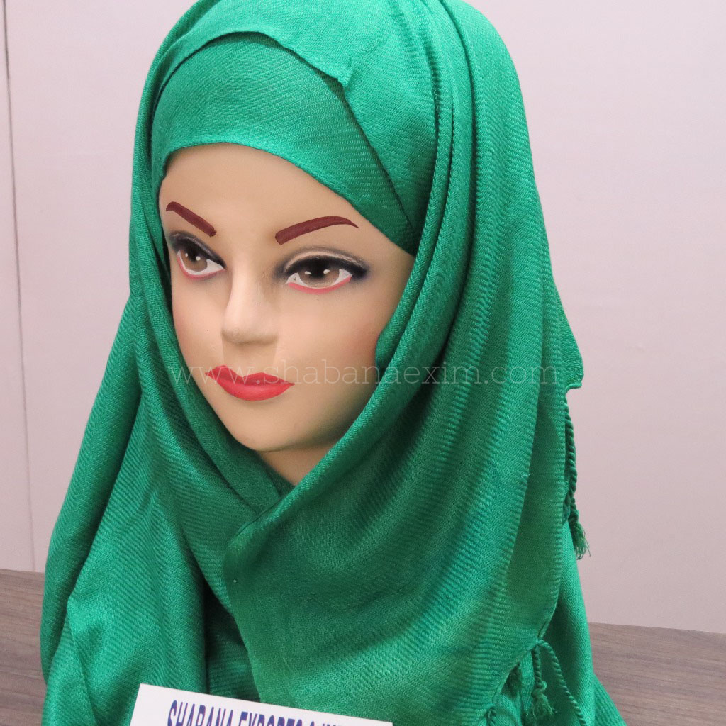 Scarf hijab head cover