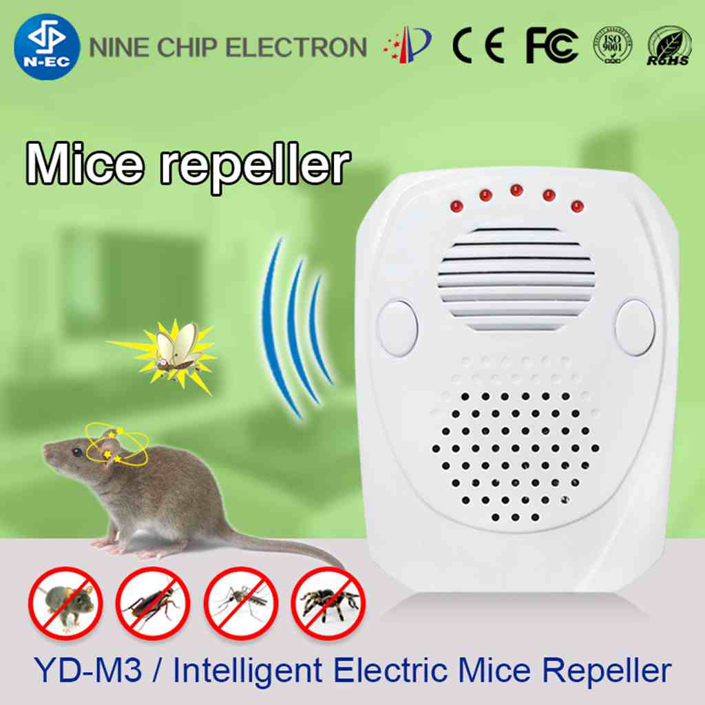 Electronic Mouse Pest Repeller_3
