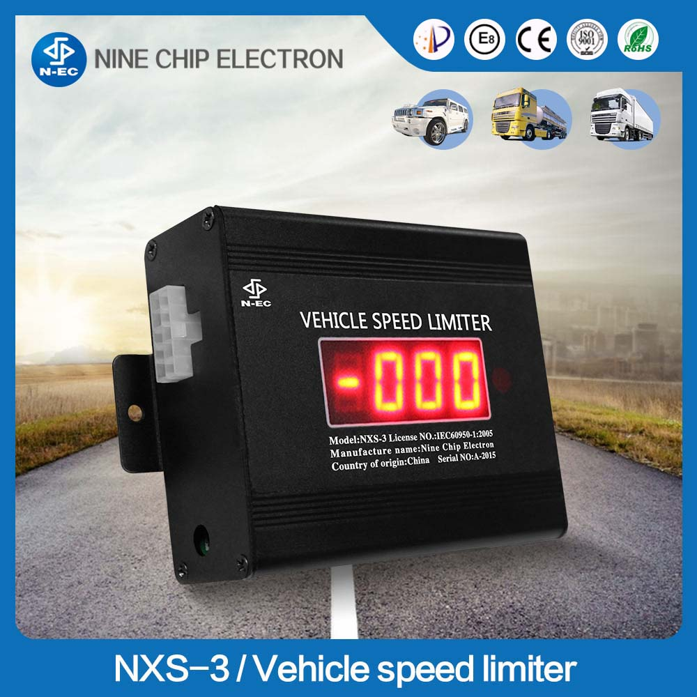 Electronic Vehicle Speed Limiter Keep Safety Car Speed Governor_2