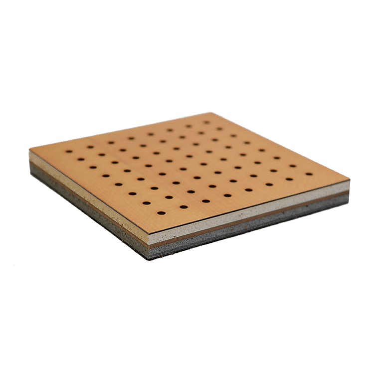 1.5 mm micro perforated acoustic panel