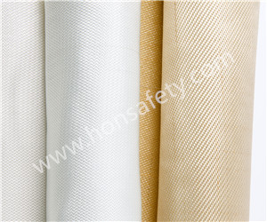 Fire blanket fiberglass cloth