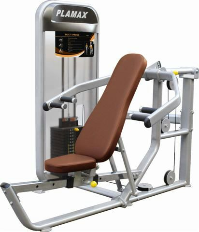 Dual chist shoulders press machine