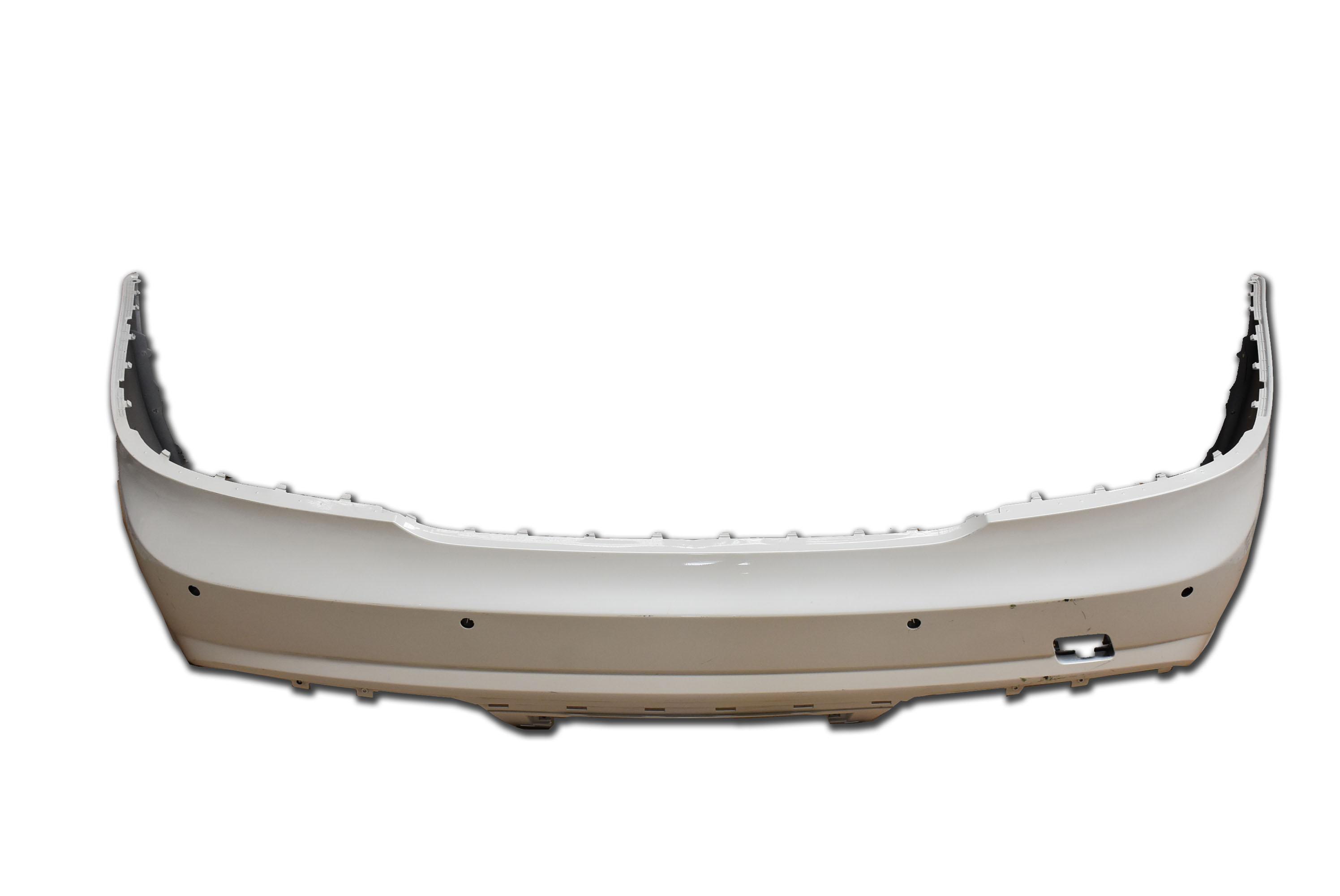 A2128858325 9197 rear bumper