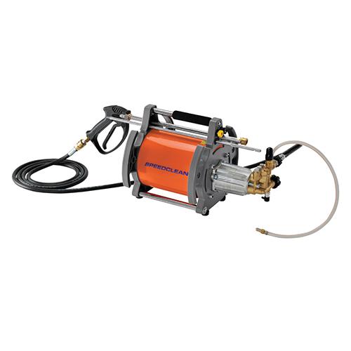 Flowjet-hvac condenser and evaporator coil cleaner