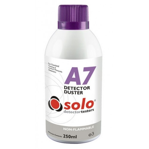 Solo a7 detector  duster spray