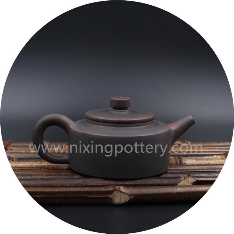 Purple clay teapots nixing pottery zhou pan pure handmade 150ml teapot