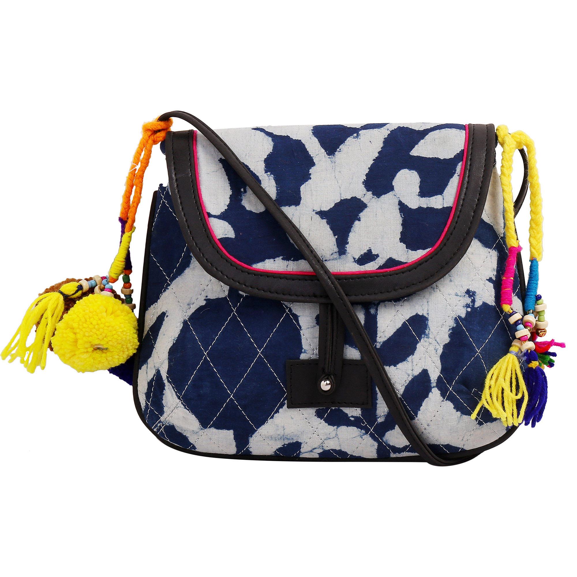 Fabric Vegan Sling Bags_2
