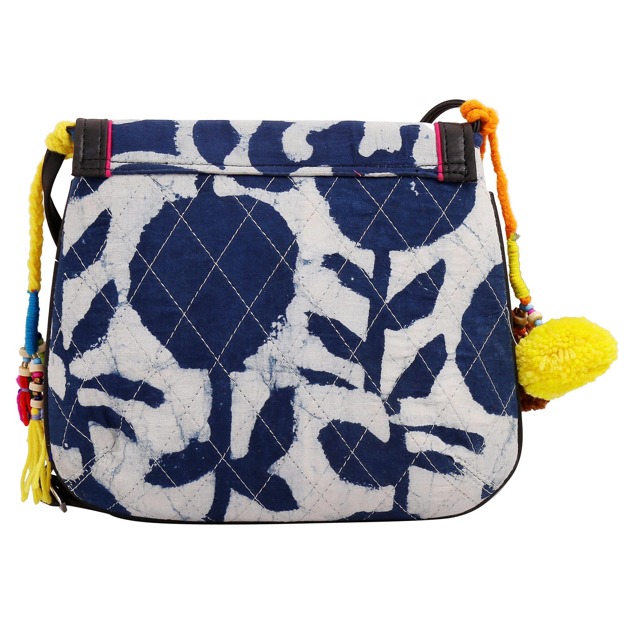 Fabric Vegan Sling Bags_9