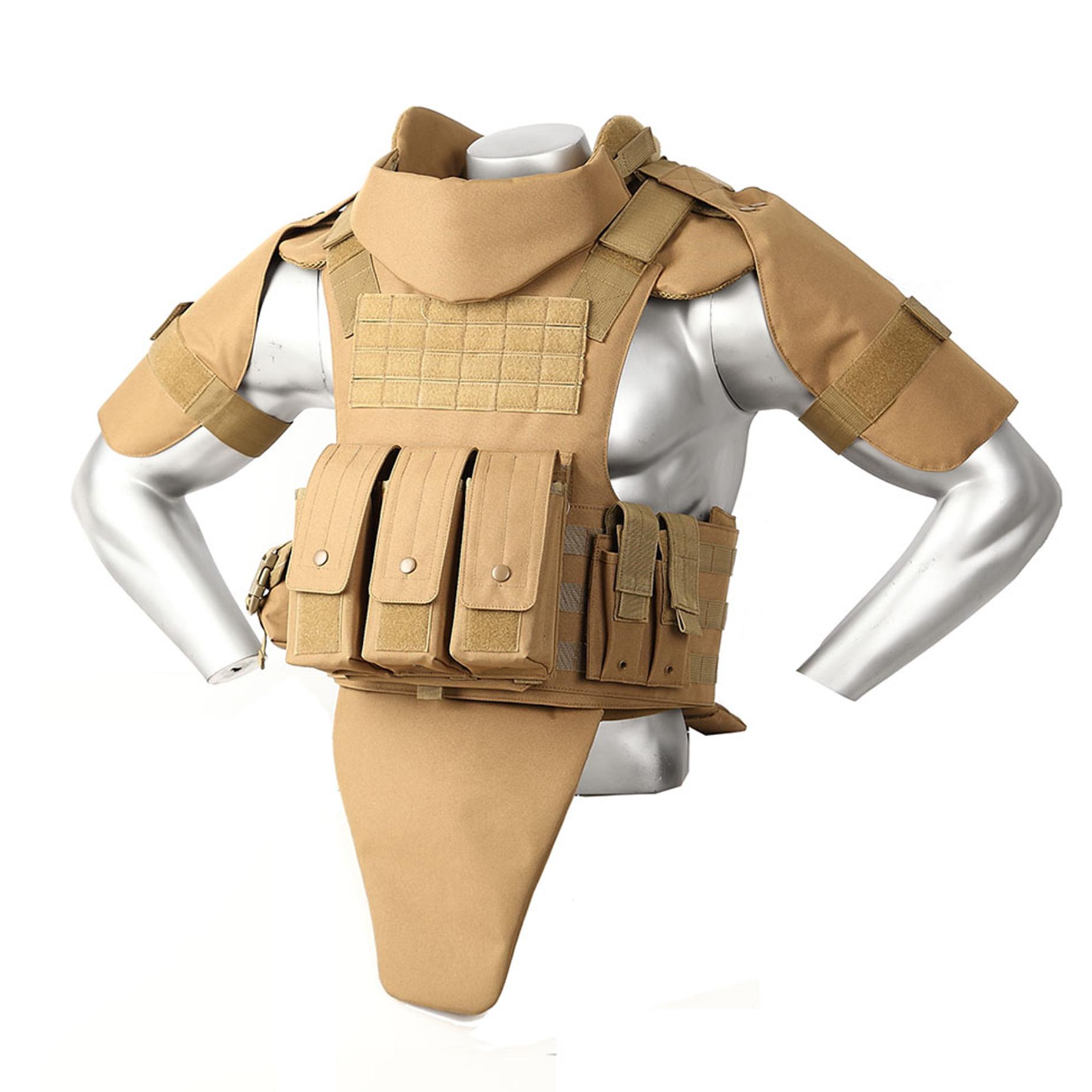 AA Shield Military SWAT POLICE Bullet Proof Vest NIJ IIIA_3