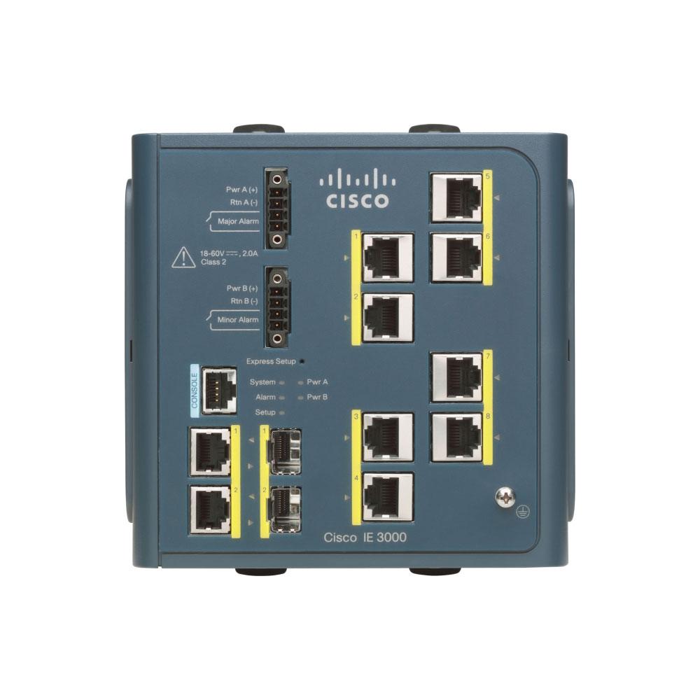 Cisco Industrial Ethernet 3000 Series_3