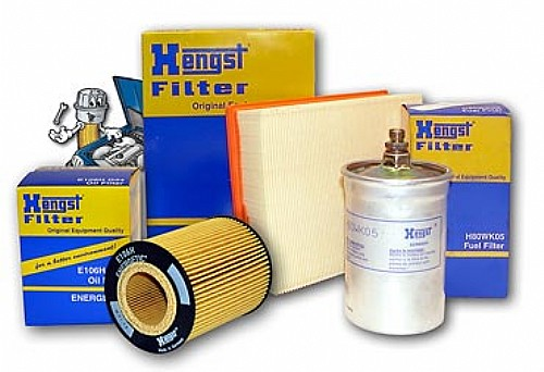 Fuel filters hengst