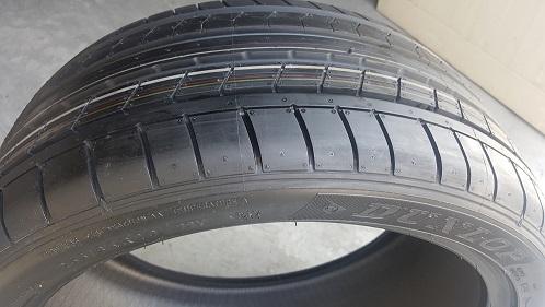 Dunlop tyre   du265-35zr2099  sp sport maxx gt a0  audi