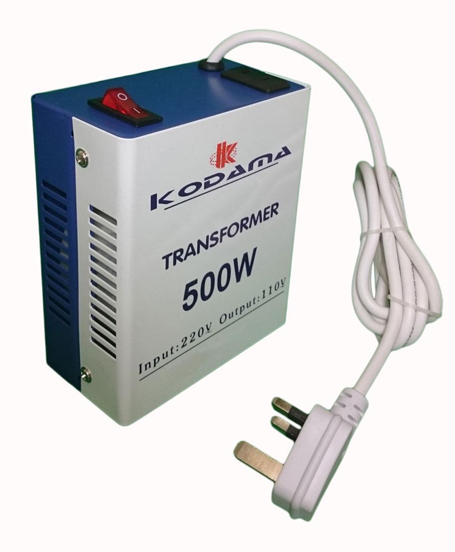 KODAMA Transformer 220V to 110V Power Converter 500 Watt KDT500W_3