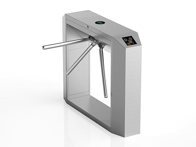 Access control waist height tripod turnstile