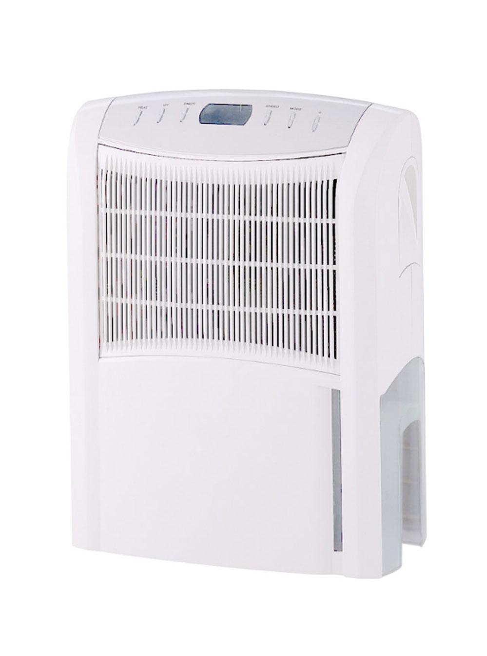 Master dh-720 air dehumidifier / air purifier with 55 m² aarea covera