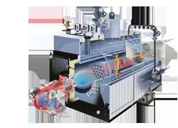 Esbi steam boilers