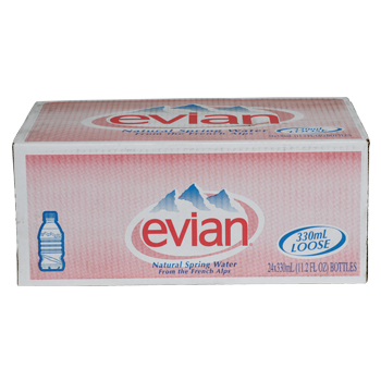 Evian Mineral Water best price_7