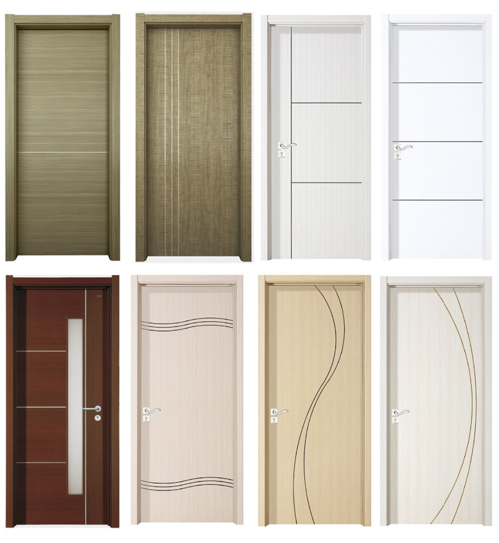 Modern Interior Doors Pictures Wooden Door China Manufacturer American Style Interior Door_11