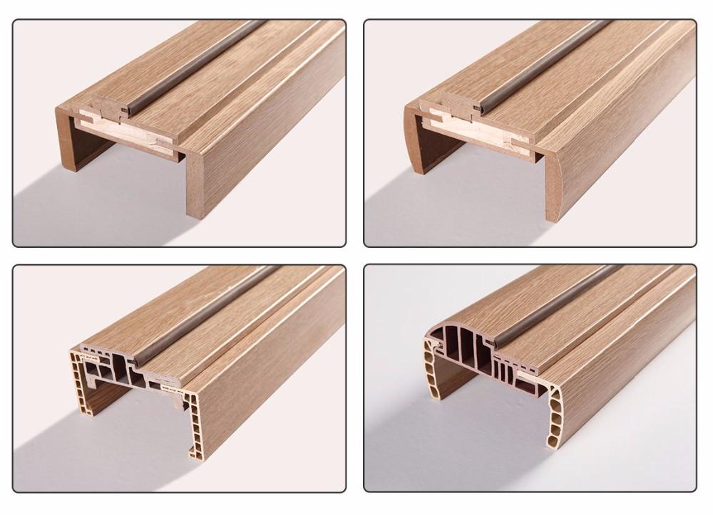 Modern Interior Doors Pictures Wooden Door China Manufacturer American Style Interior Door_4