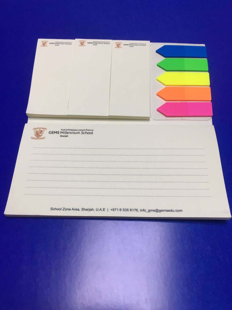 Customized Sticky Note and Memo Pad_8