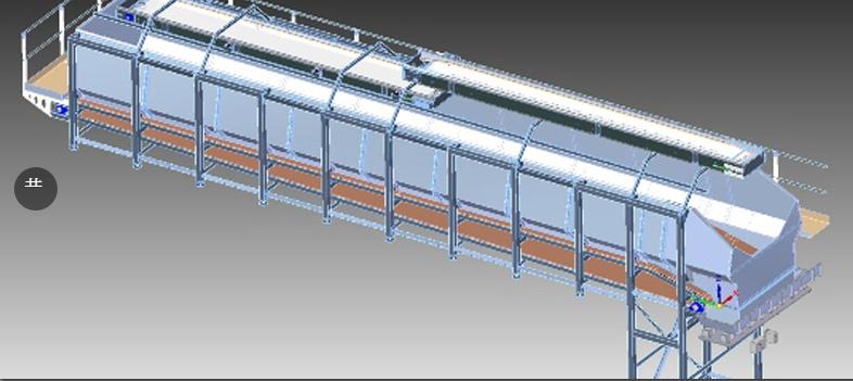 Storeveyor (belt storage system)