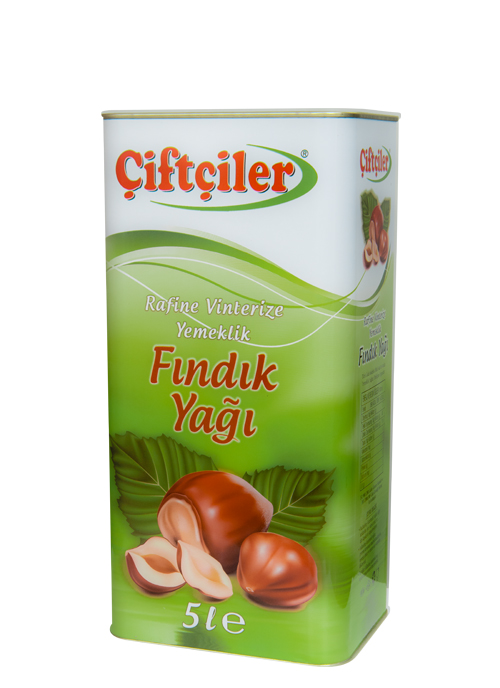 Hazelnut oil 5l