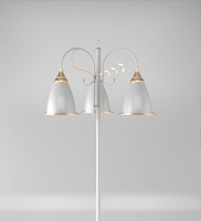 6 Mt Decorative Outdoor Lamp Post Street Lighting Pole_12