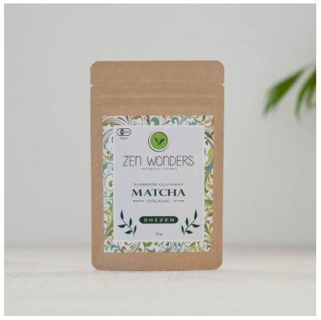 Shizen | Organic Culinary Matcha