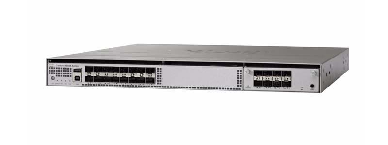 Gigabit Ethernet Aggregation Switch (WS-C4500X-16SFP+)_3