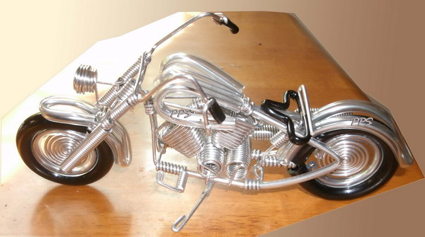 Wire Vehicle Toy_6