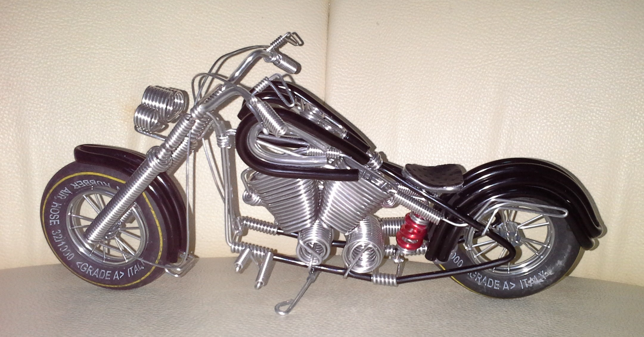 Wire Vehicle Toy_12