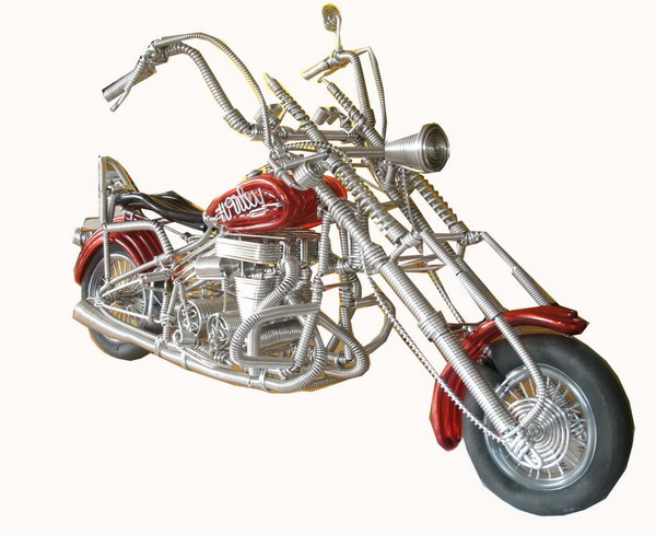 Wire Vehicle Toy_8