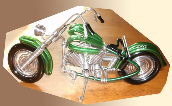 Wire Vehicle Toy_5