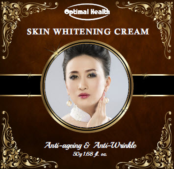 OPTIMAL HEALTH SKIN WHITENING Cream Natural Australian Made Product Anti Wrinkle Lightening Concentrated Cream_2