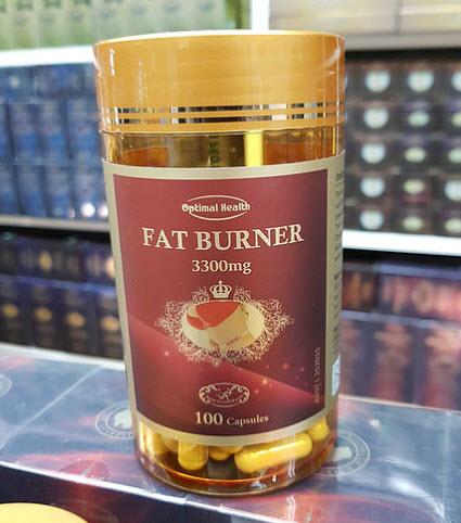 OPTIMAL HEALTH FAT BURNER 3300mg Australian Listed medicine 100 Capsules_2