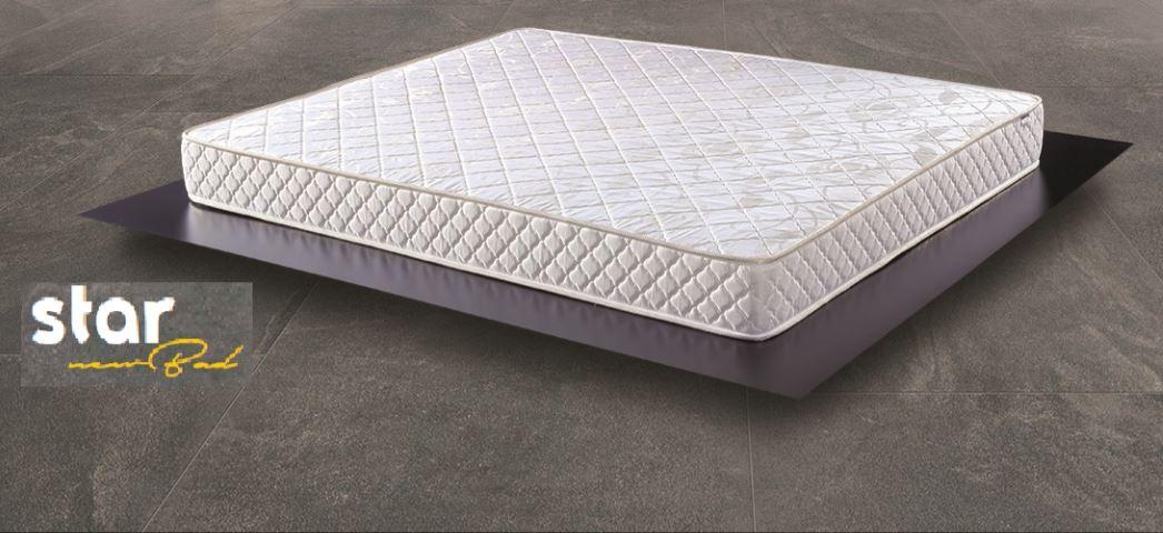 Vacuum rollpack mattress- star