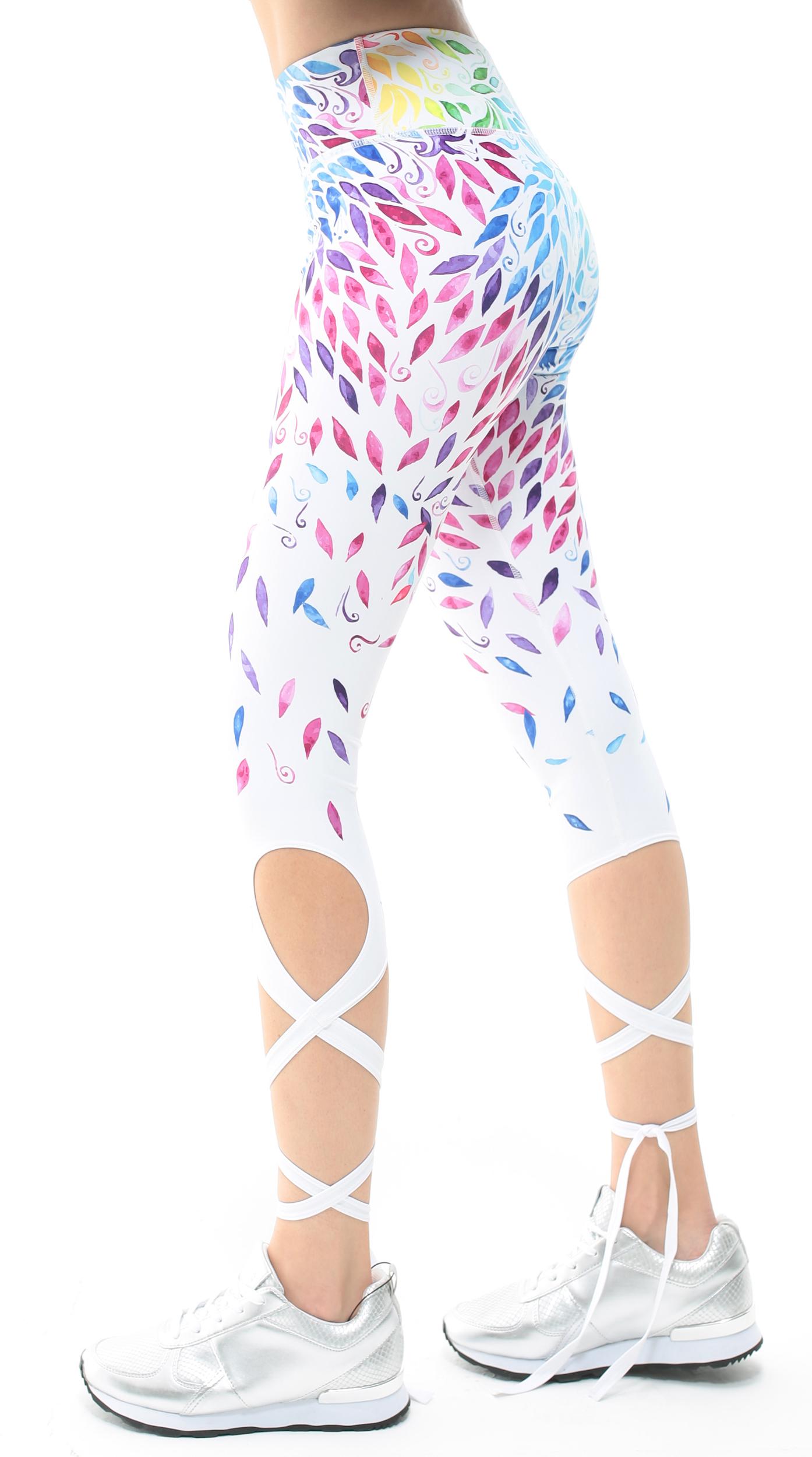 Women yoga gym fitness legging