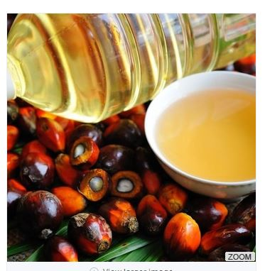 Original gambian palm oil